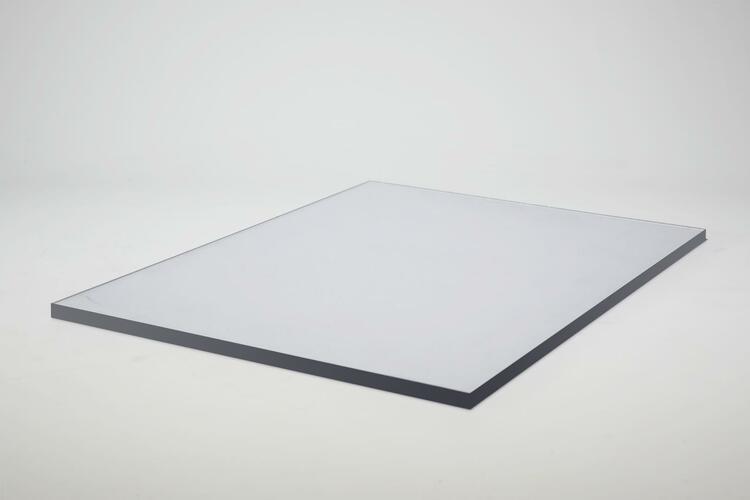 plateau de verre acrylique pour l 39 exposition d 39 cran dans. Black Bedroom Furniture Sets. Home Design Ideas