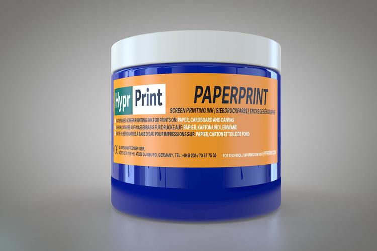 PaperPrint Bleu outremer 250ml