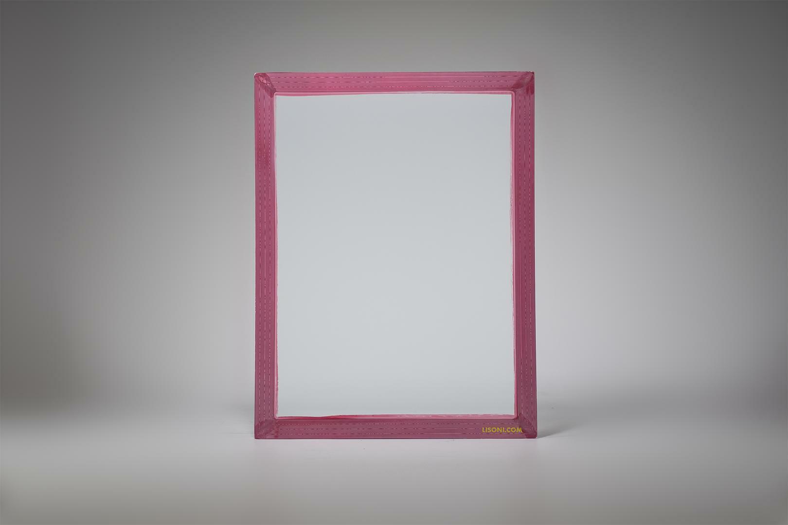 cadre de s rigraphie a3 avec tissu 54t moyen. Black Bedroom Furniture Sets. Home Design Ideas